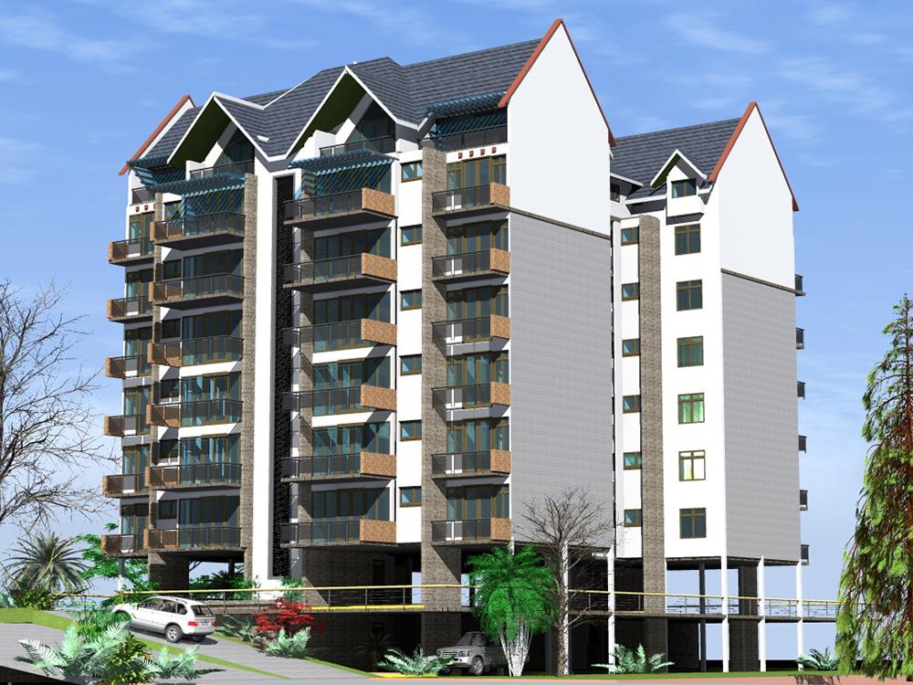 Kapsoya Apartments